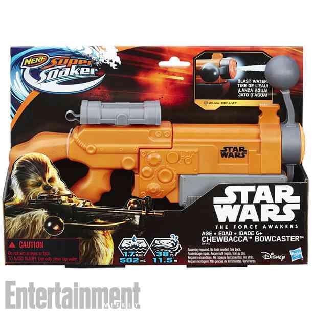 Super Soaker Chewie