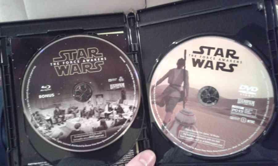 Blu-Ray Open Box 2