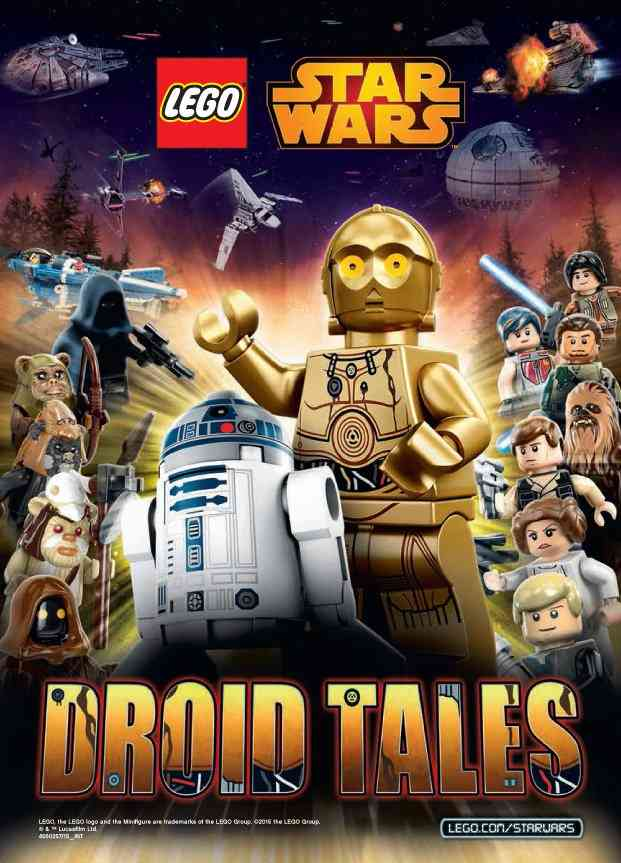 LEGO Star Wars: Droid Tales Hits DVDs Today! | Star Wars News Net
