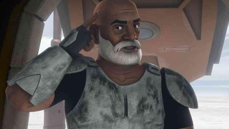 Old Man Rex