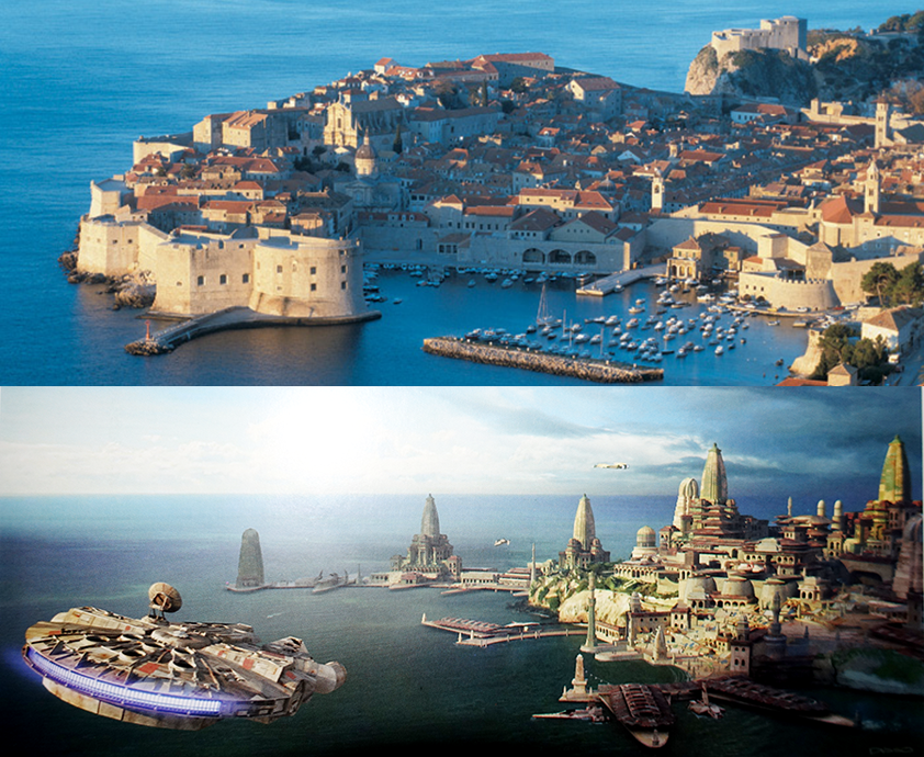 Is Dubrovnik The Exotic City From The Force Awakens