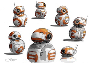 BB-8 Concepts