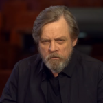 Hamill Staring Intently