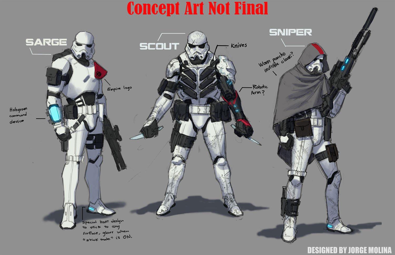 Elite stormtroopers headed to marvel s star wars comic - Star wars couchtisch ...