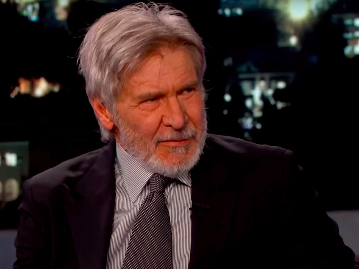 Producer Frank Marshall Says Harrison Ford Is The One And Only ...