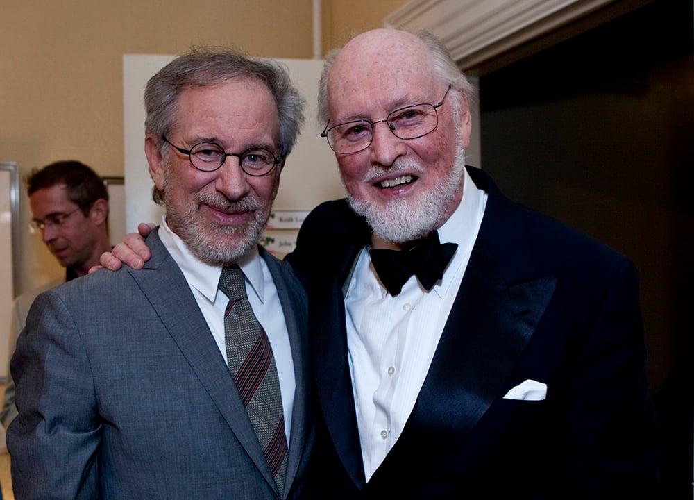 John-Williams-and-Steven-Spielberg
