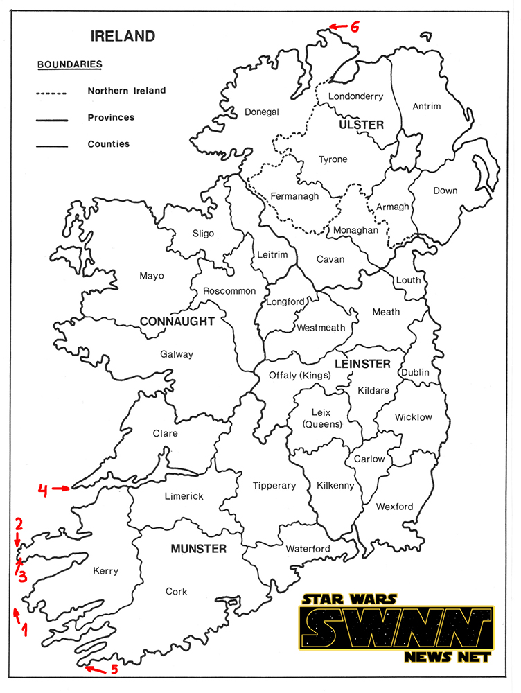 Image Result For County Donegal Map