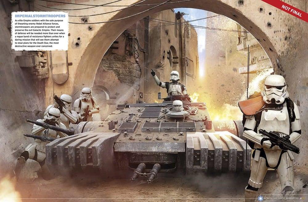 LEGO Catalog Reveals Star Wars: Rogue One Vehicle Codenames
