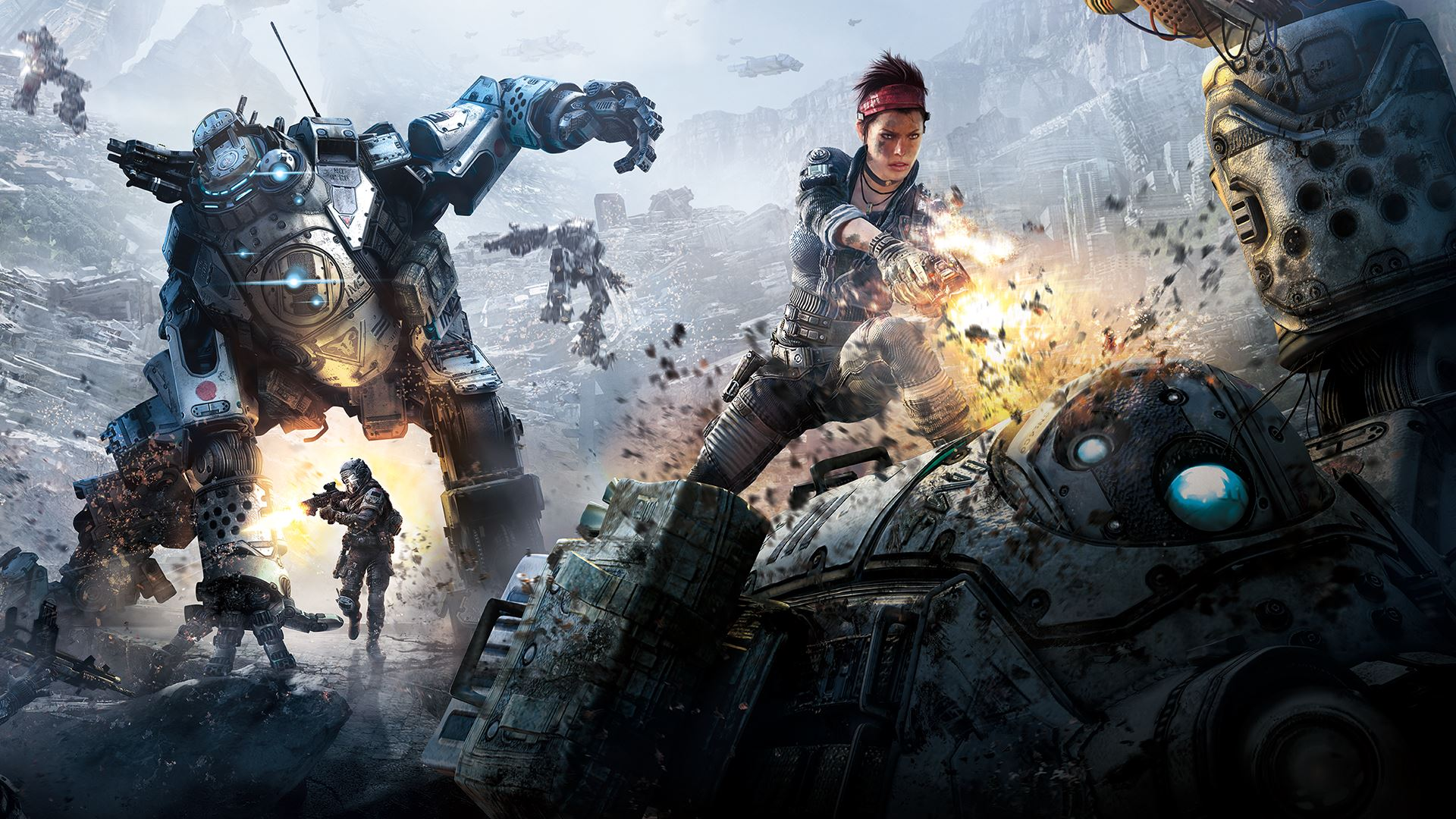 Titanfall Action