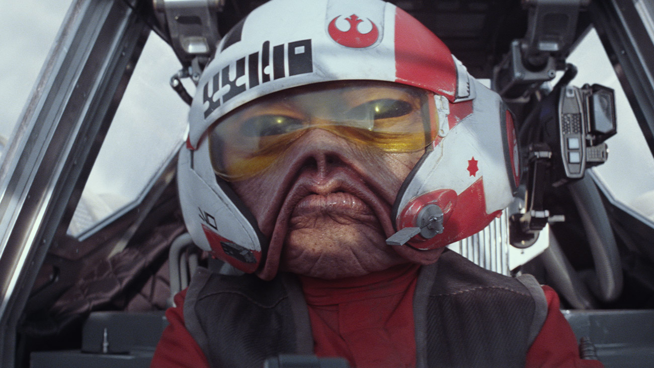 Nien Nunb Star Wars