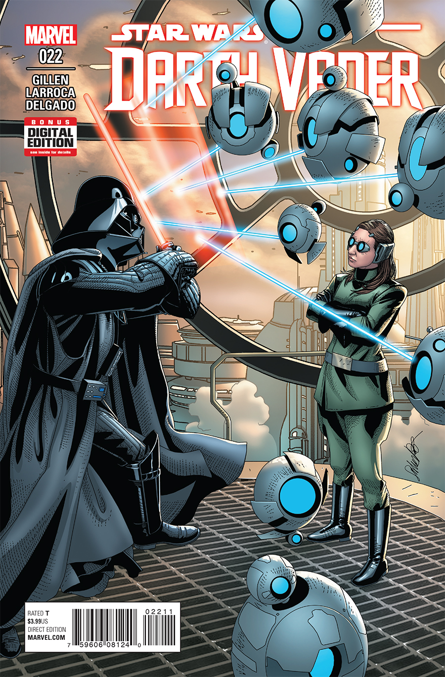 DarthVader22 - Cover