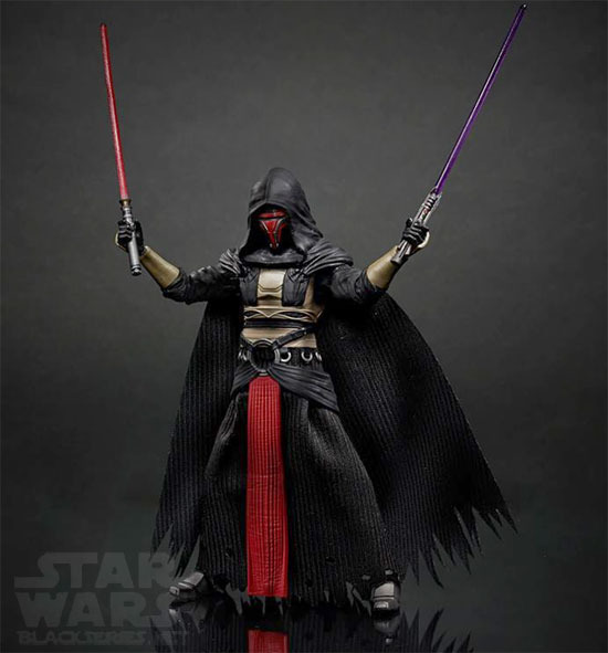 Revan Black Series