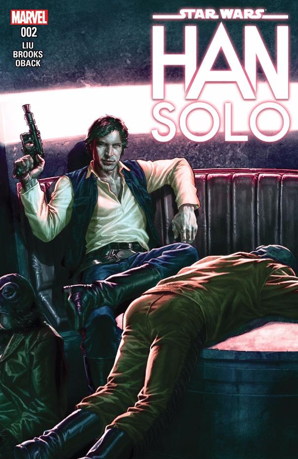 Han Solo #2 - Cover