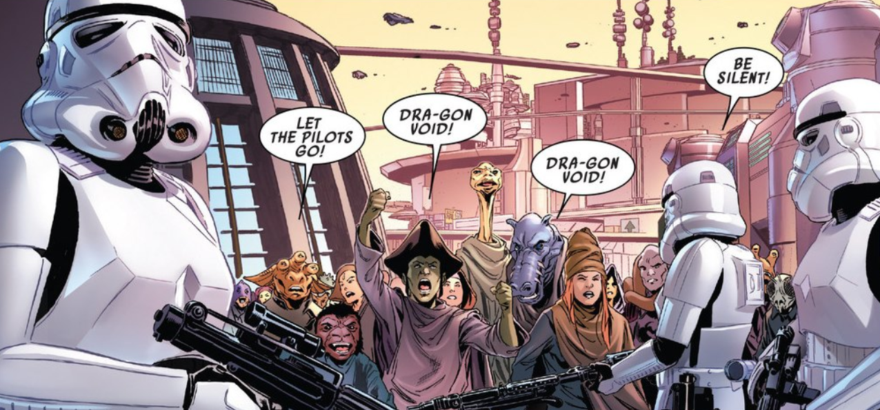 Han Solo #2 - Fan Riot