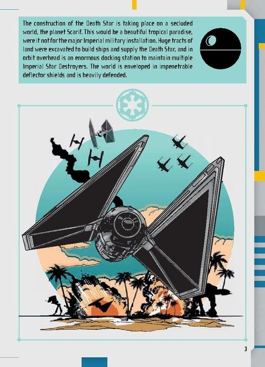 Rogue One Planet Info