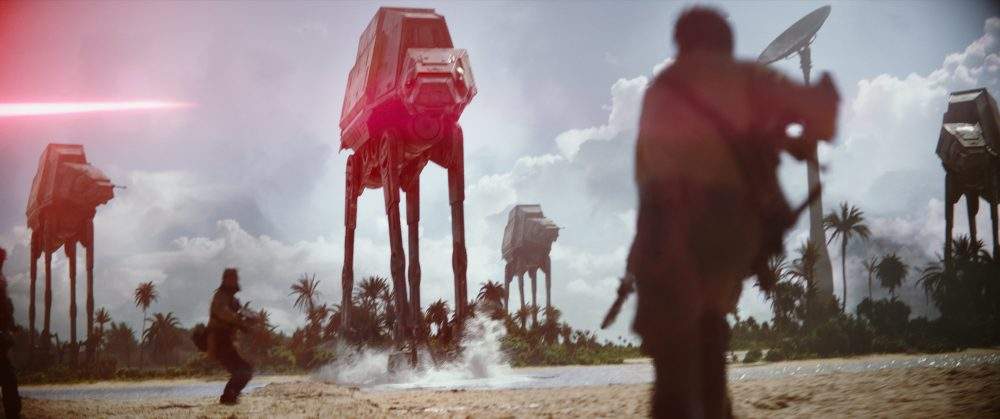 Rogue One Walkers