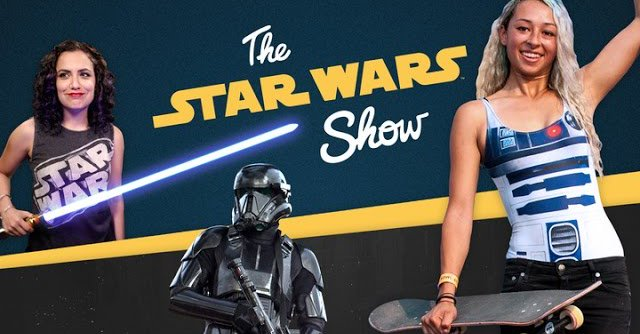 The Star Wars Show: Episode 9  Celebration Europe Live