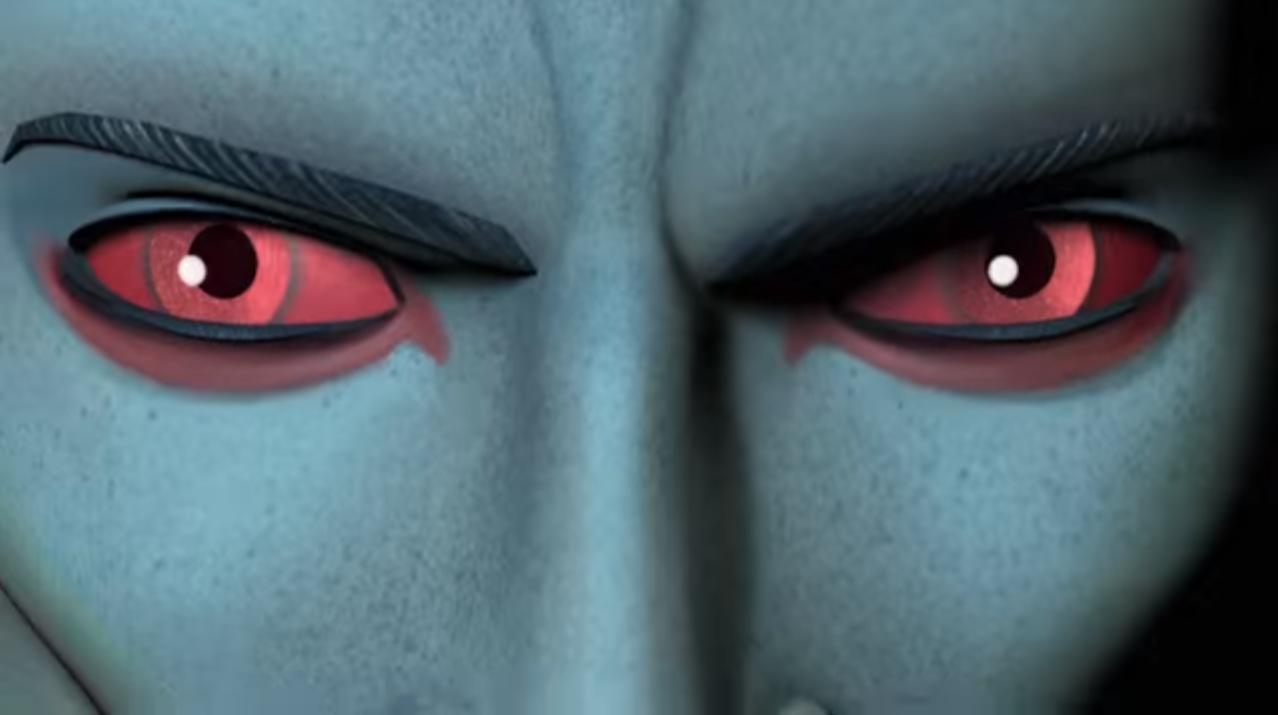Thrawn Eyes