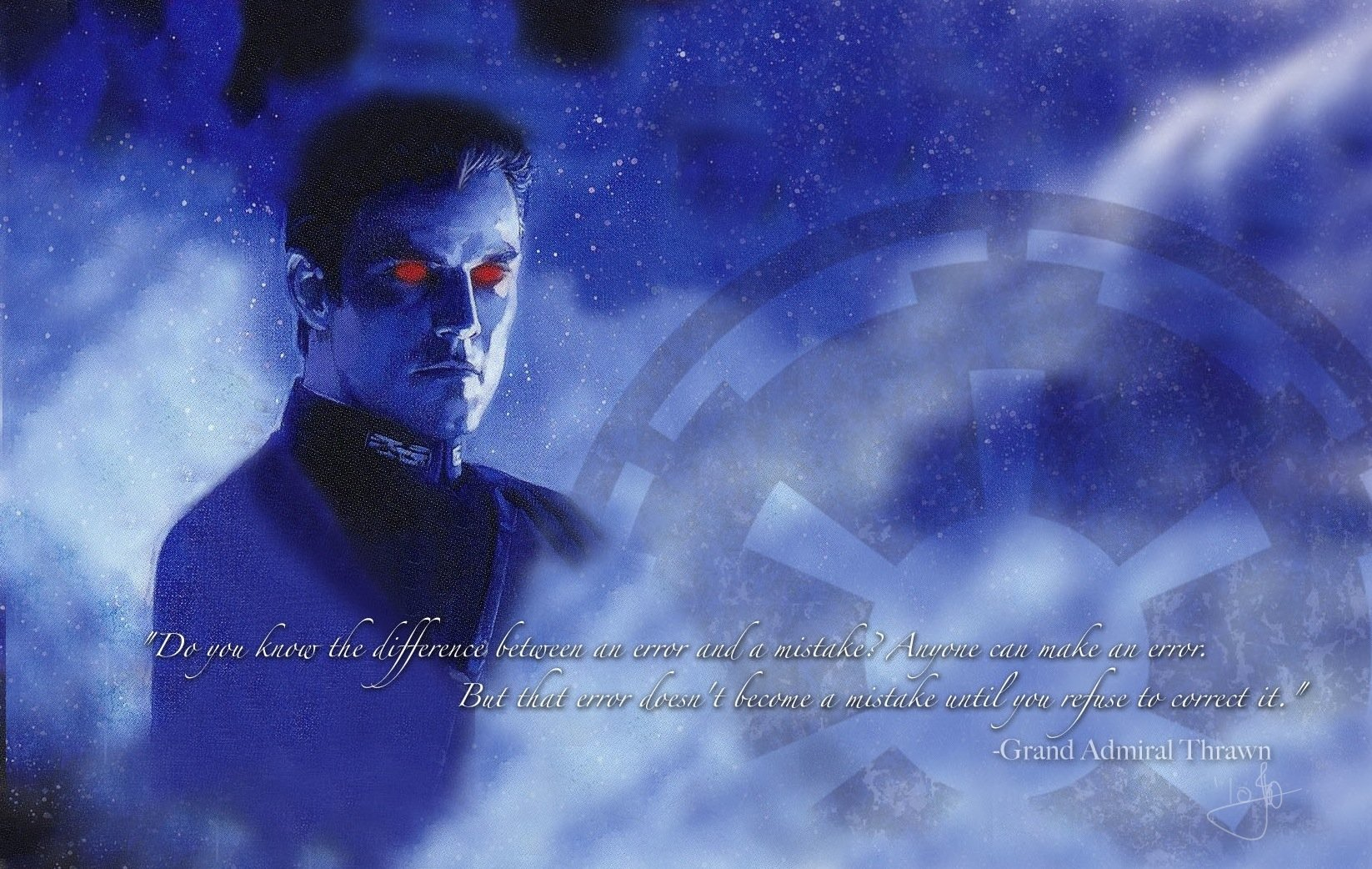 Thrawn Quote