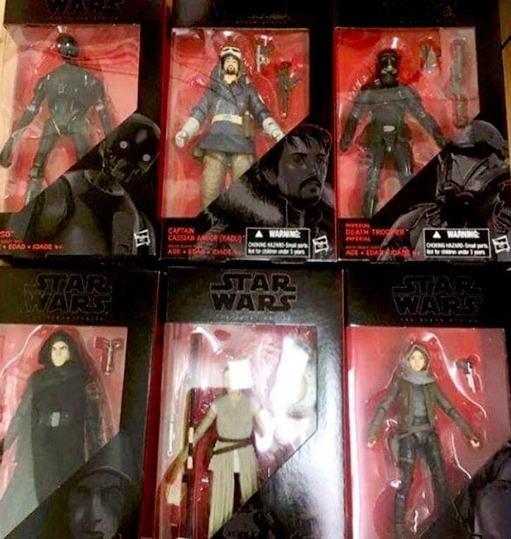 Rogue One Black Series