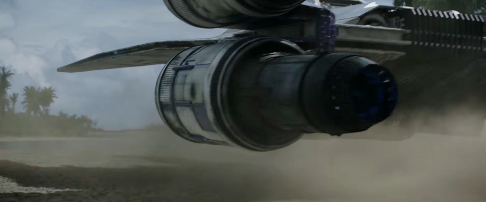 Rogue One U-Wing