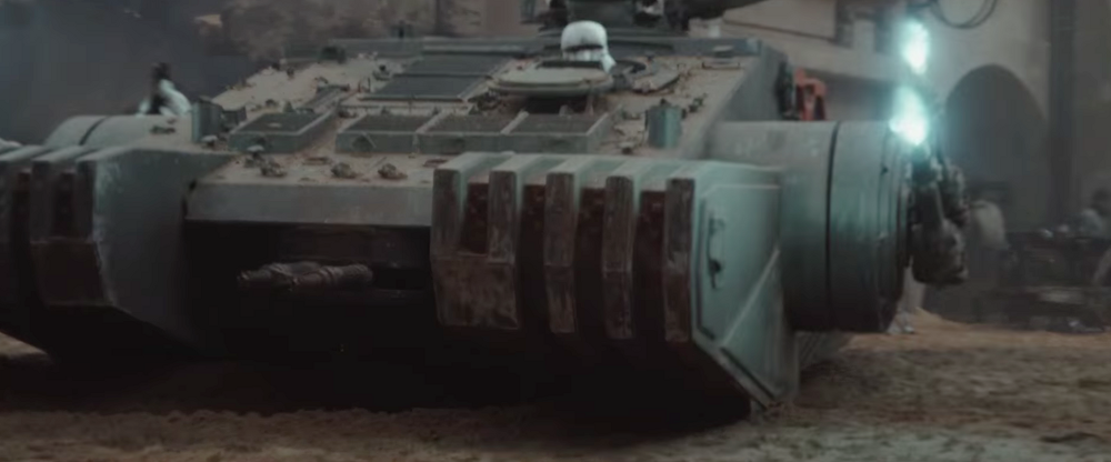 Rogue One Tank