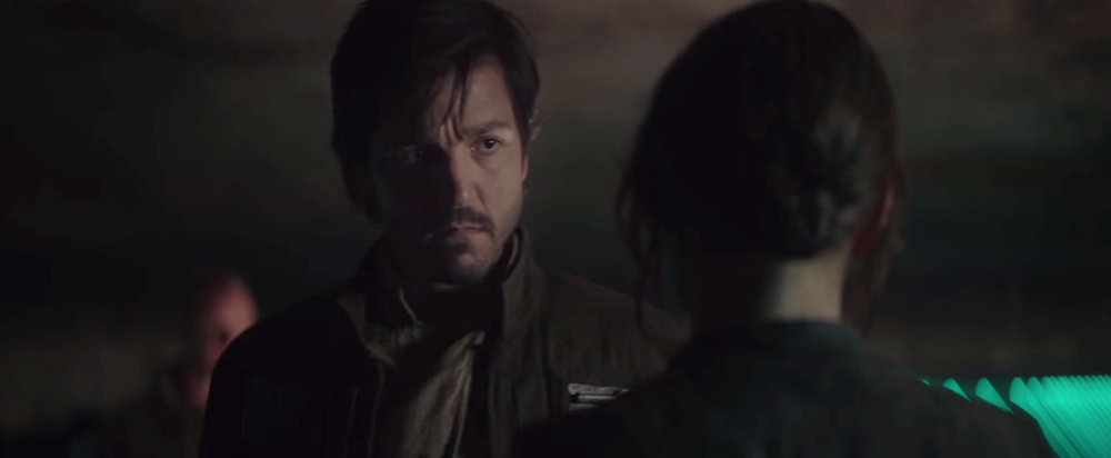 Rogue One Cassian