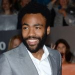 "Donald Glover attends a premiere for ""The Martian"" on day 2 of the Toronto International Film Festival at Roy Thomson Hall on Friday, Sept. 11, 2015, in Toronto. (Photo by Evan Agostini/Invision/AP)"