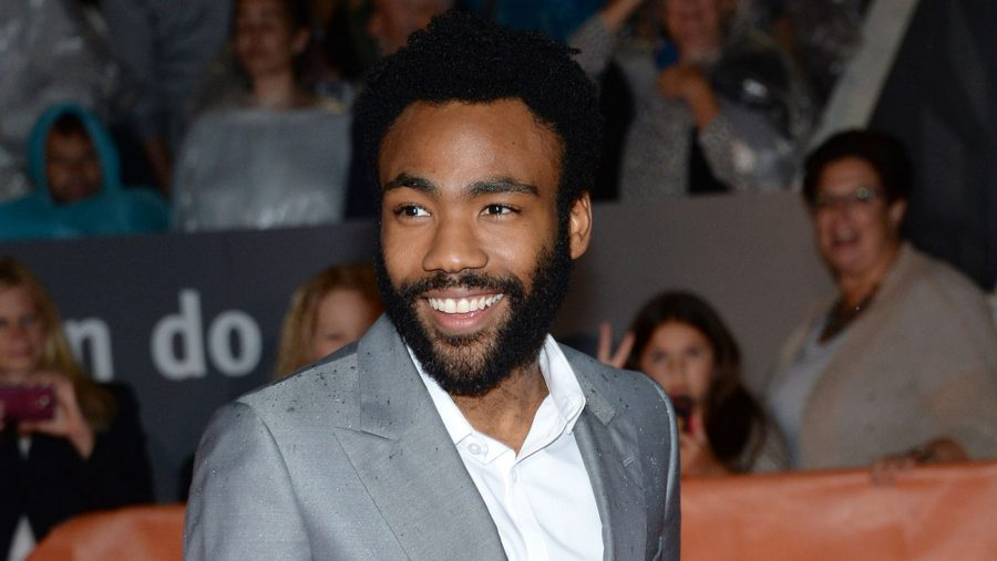 """Donald Glover attends a premiere for """"The Martian"""" on day 2 of the Toronto International Film Festival at Roy Thomson Hall on Friday, Sept. 11, 2015, in Toronto. (Photo by Evan Agostini/Invision/AP)"""