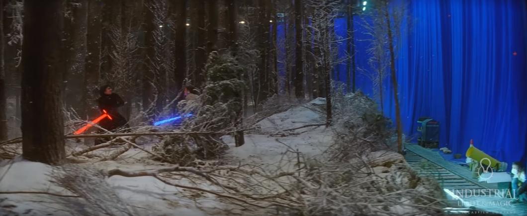 ILM the force awakens