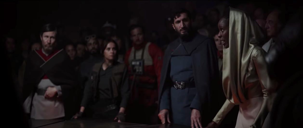 Image result for rogue one rebel council