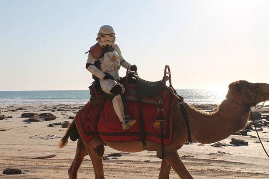 cameltrooper