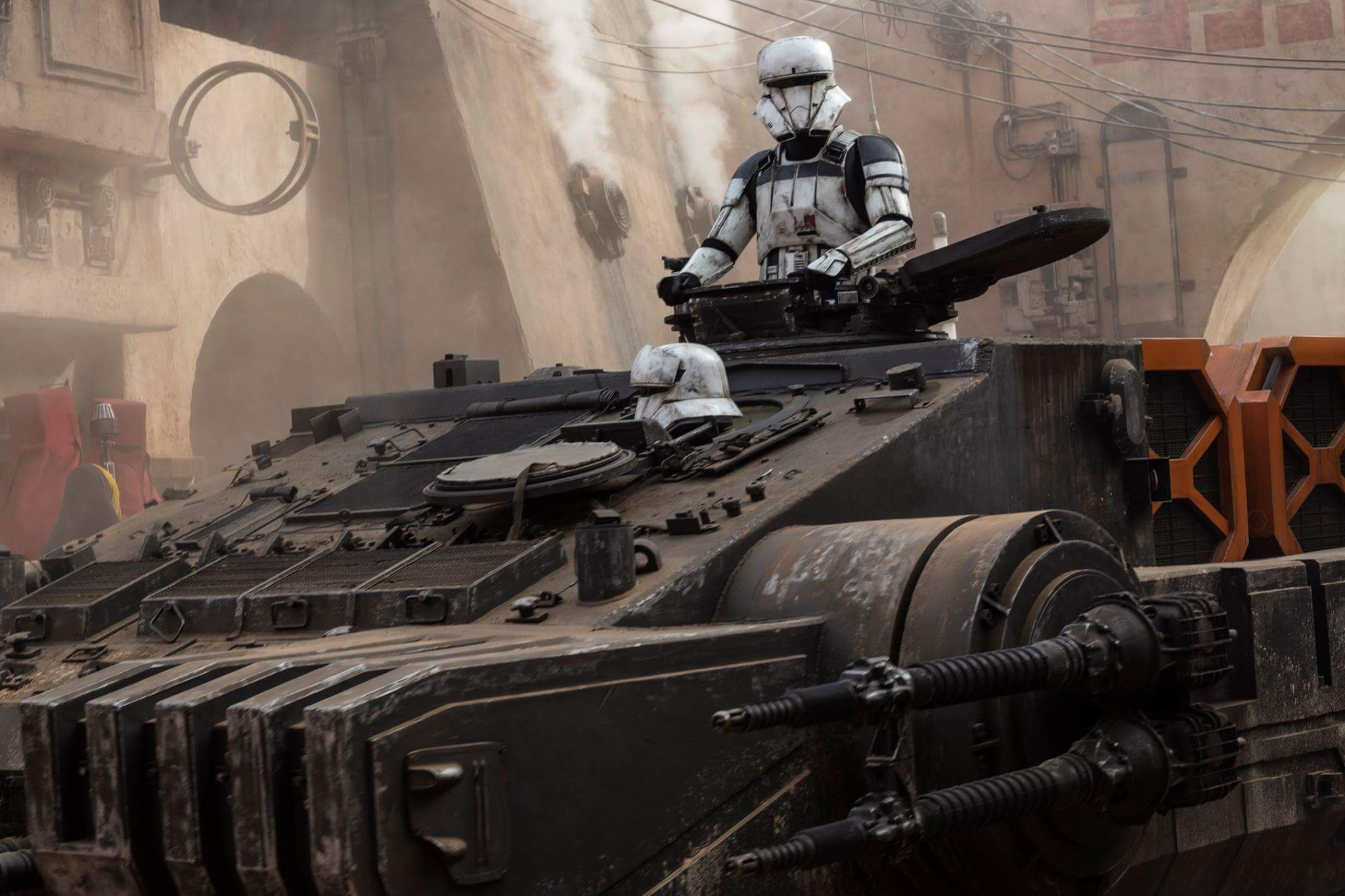 Check Out These 20 Hi Res Images From Rogue One With Several Never