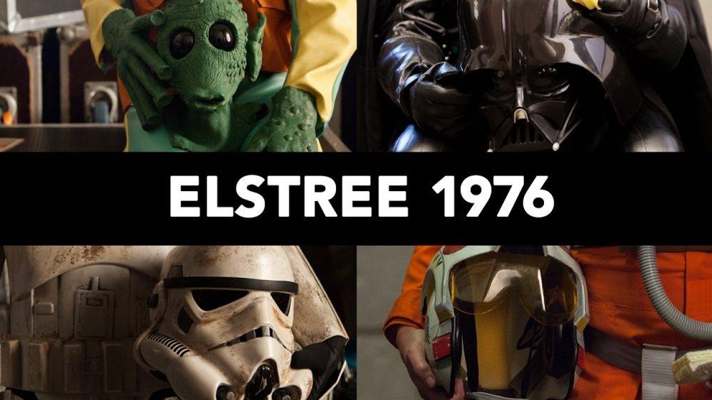 SWNN Review: Elstree 1976 Digital Release - Star Wars News Net