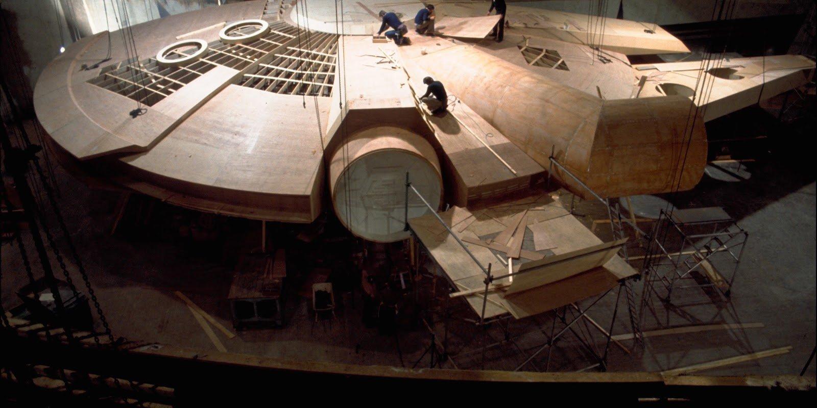 Star Wars Secret The Empire Strikes Back Millennium Falcon