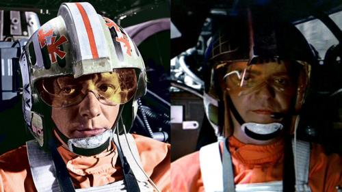Red Leader and Gold Leader