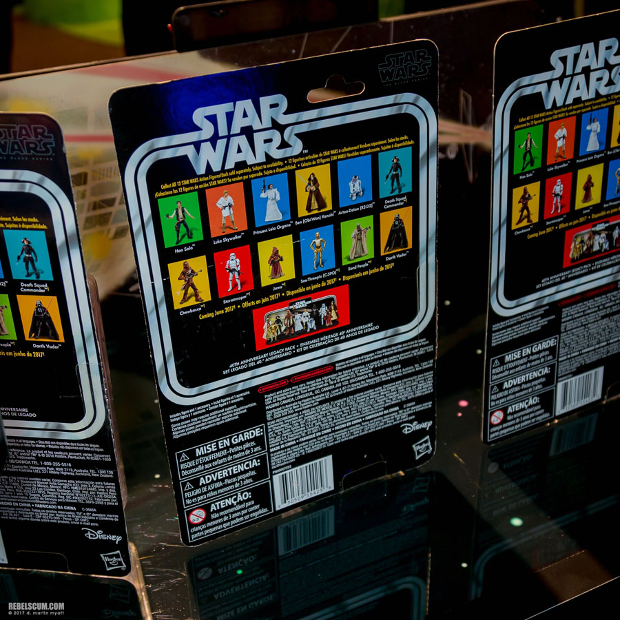 Star Wars Cabinet Highlights From Toy Fair New York With All The Star Wars