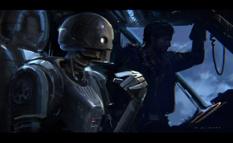 Rogue One Costume Designers And Concept Artists Share New