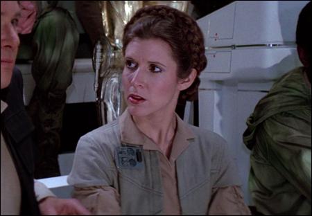 general Leia ROTJ