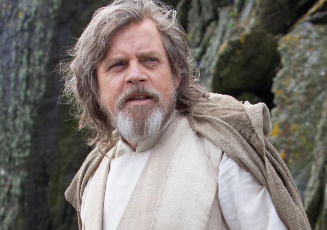 Episode IX Luke Skywalker