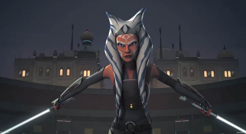 J.J. Abrams Teases Ahsoka Tano Cameo in Star Wars: The Rise of Skywalker