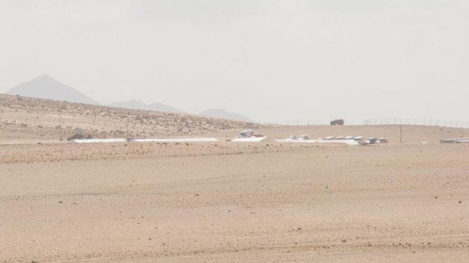 Construction begins for Han Solo on Fuerteventura