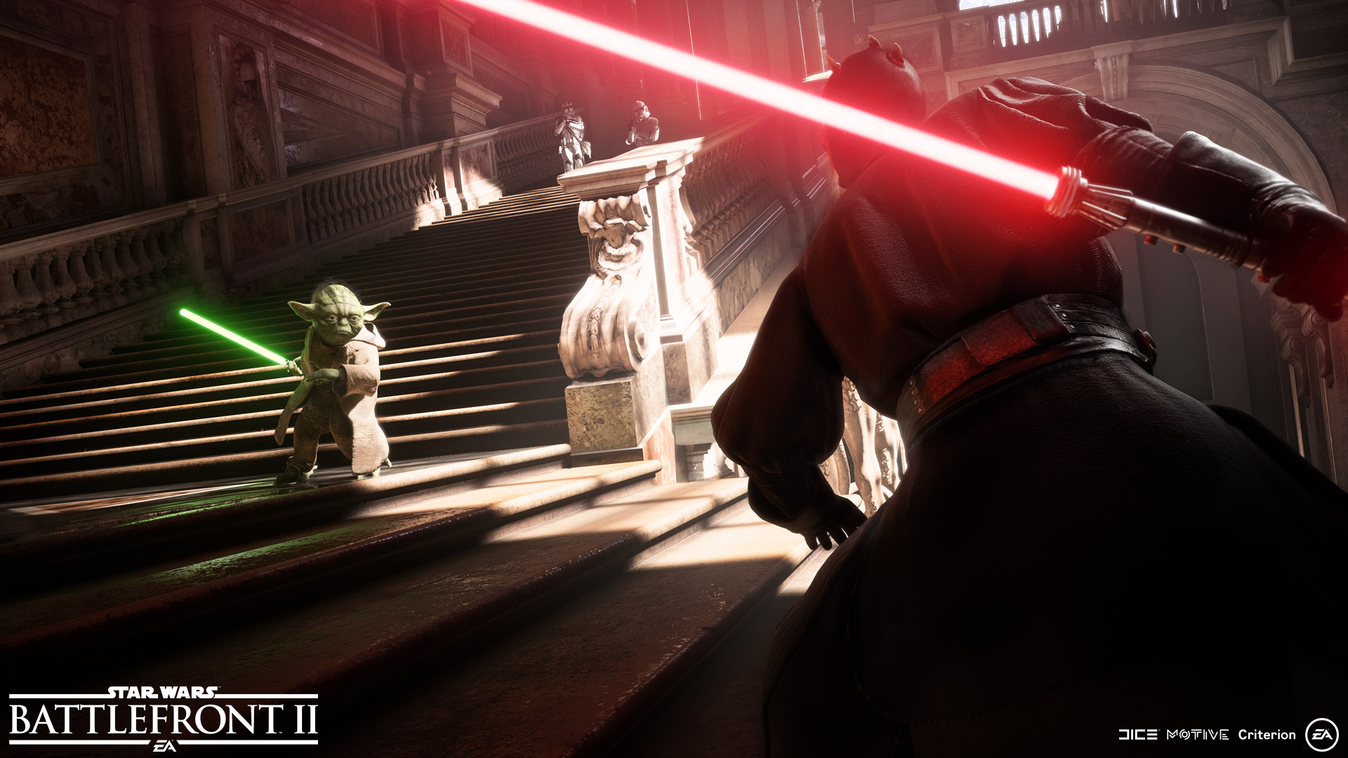 UPDATE! Star Wars Battlefront II: New Teaser, Leaked