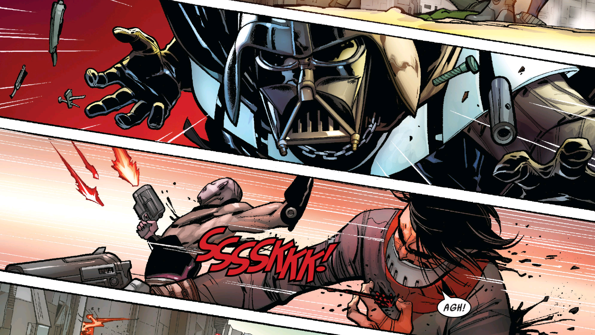 Review: The Sith Lord Quickly Learns His Place in Marvel's Darth ...