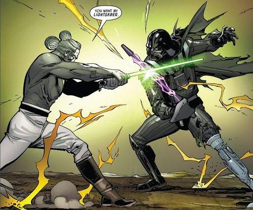 Vader Gets More Than He Bargained For in Marvel's Darth Vader #3 - Star Wars News Net