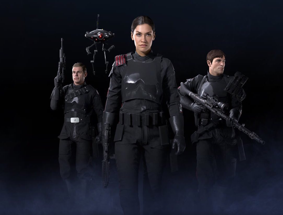 Jordans Spoiler Review of Star Wars: Battlefront II – Inferno Squad | The Cantina