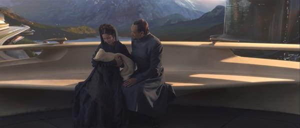 Alderaan prequels