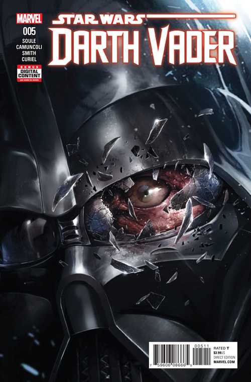 Vader Completes His First Sith Trial in Darth Vader #5 | Star Wars ...