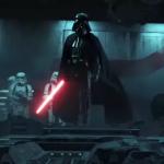 Darth Vader Rogue One Ending