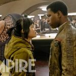Empire Reveals New Image from The Last Jedi + Rian Johnson Discusses His Experience With Lucasfilm
